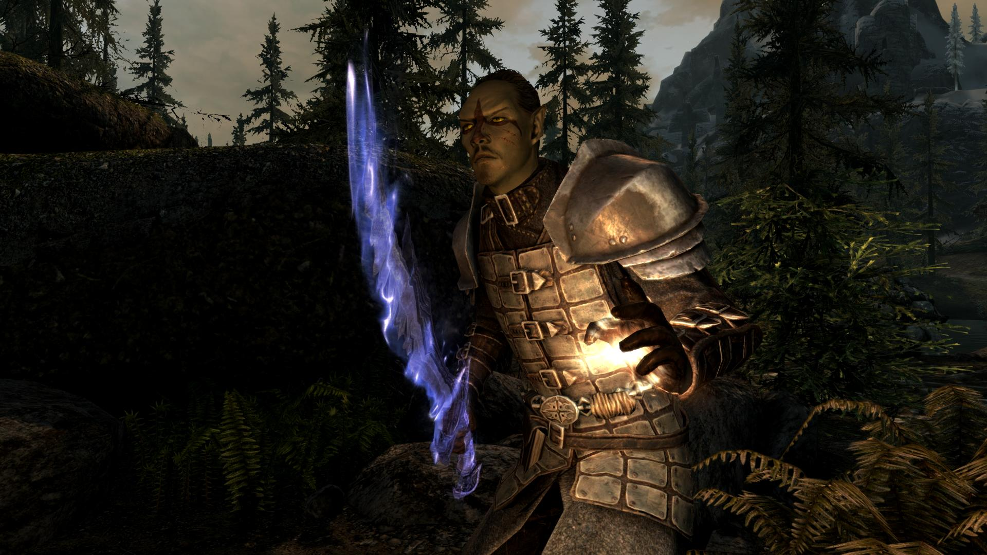 The Lost Monk has found his way with the Dawnguard – pcoutcast