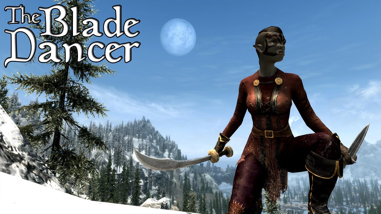 Skyrim Build: The Blade Dancer – Mod List – pcoutcast