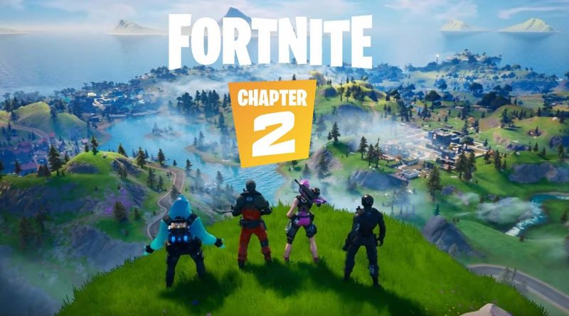 Fortnite Chapter 2 – Official Launch Trailer