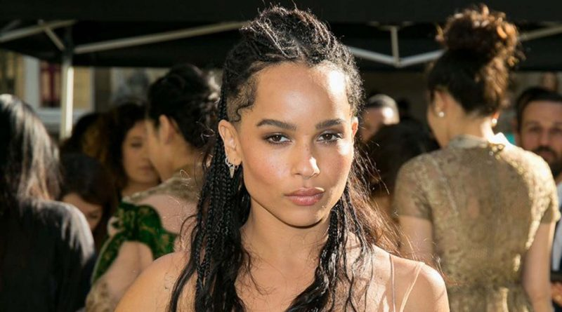 Batman Movie Casts Zoe Kravitz As Catwoman