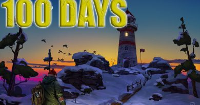 100 DAYS TO SALVATION // The Long Dark