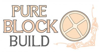 Skyrim Build: Pure Block – Mod List