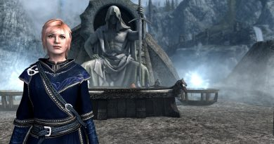 Sypha Belnades in Skyrim