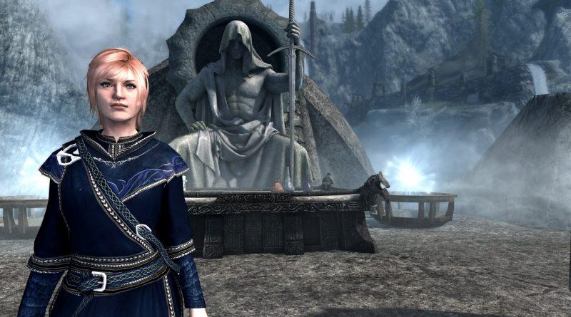 Sypha Belnades in Skyrim