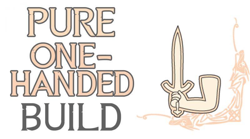 Skyrim Build: Pure One-Handed – Mod List