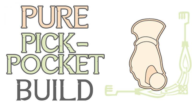 Skyrim Build: Pure Pickpocket – Mod List