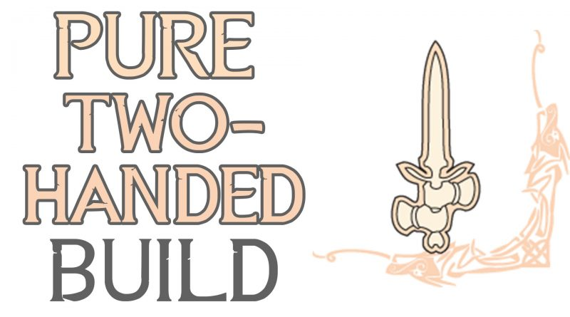 Skyrim Build: Pure Two-Handed – Mod List