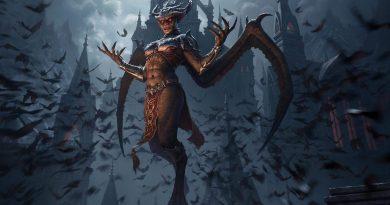 Skyrim Build: Pure Vampire – Mod List