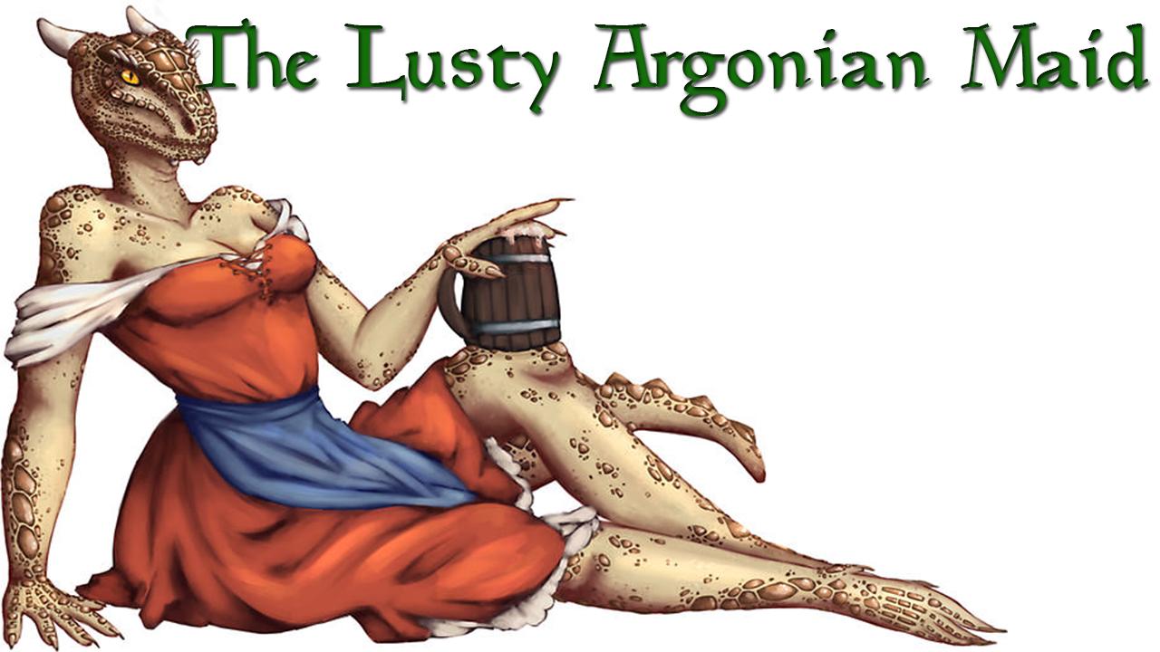 Skyrim Build: The Lusty Argonian Maid – Ordinator Edition
